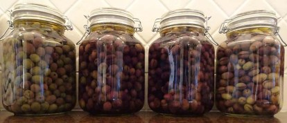 Olives Cured and Brined - Feature Image