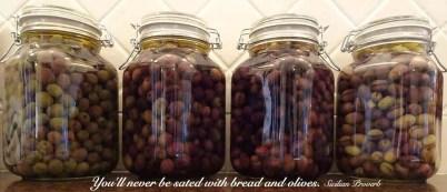 Home Cured Olives