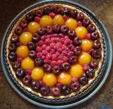 Fruit Tart - 1