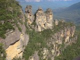 The Three Sisters in the Blue Mountains #3