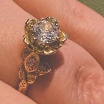 Christopher & Olivia's Engagement -r