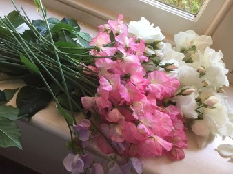 Freshly Picked ready for the vase...