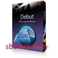 Debut Video Capture 7.31 Crack