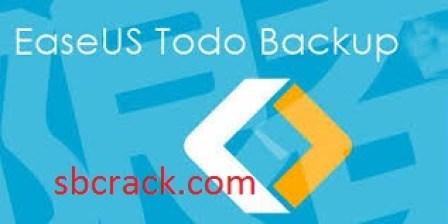 EaseUS Todo Backup 13.5 Crack