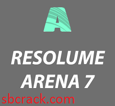 Resolume Arena Crack