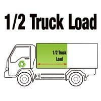 Recycle by 1/2 Truckload