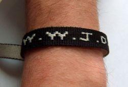 WWJD-Armband