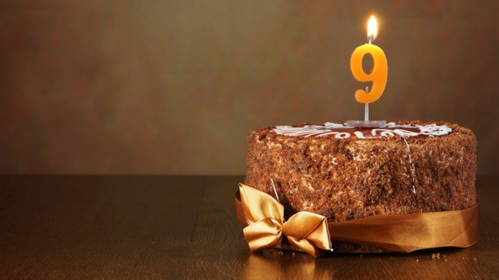 9-year-birthday-cake