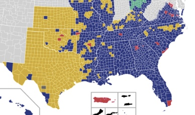 Real Numbers SBC In FreeFall Compared To Southern Population - Southern baptist in us map