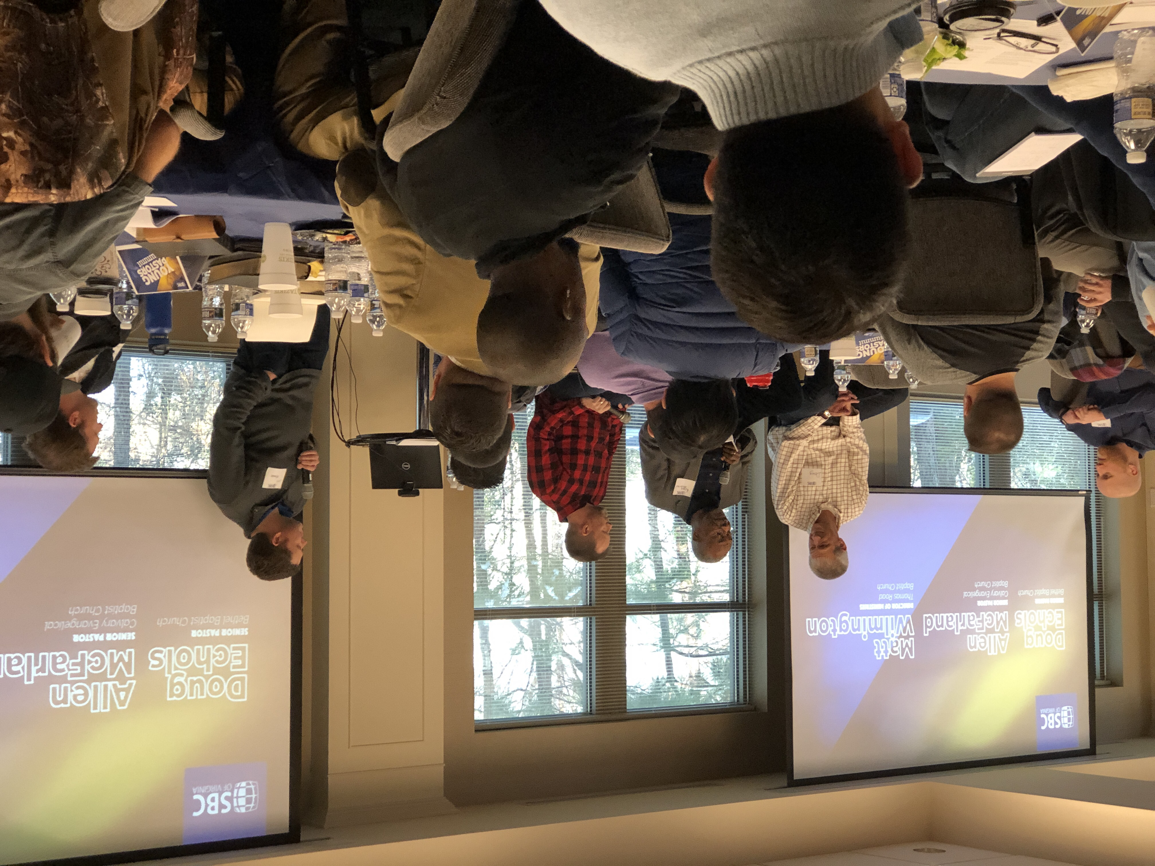 SBC of Virginia Young Pastors Summit — SBC Voices