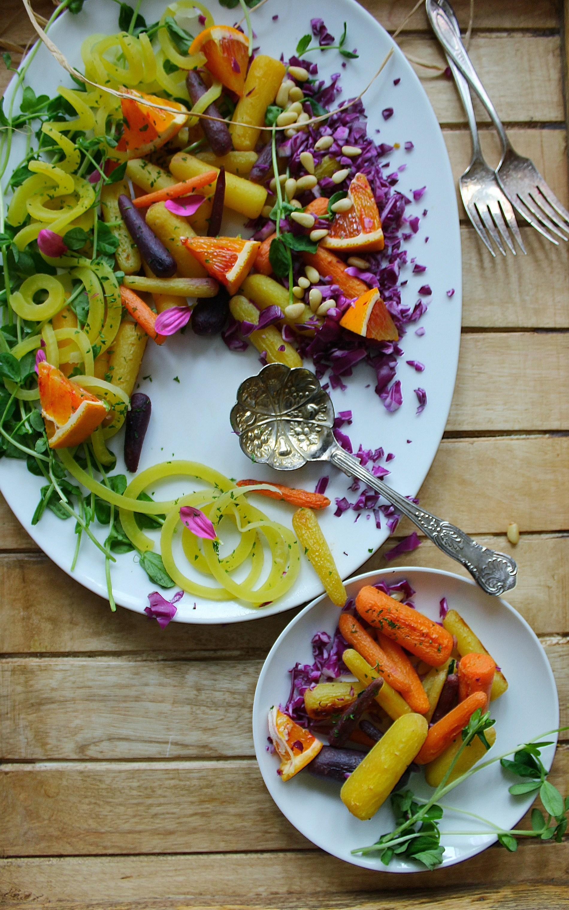 Rainbow Veggies