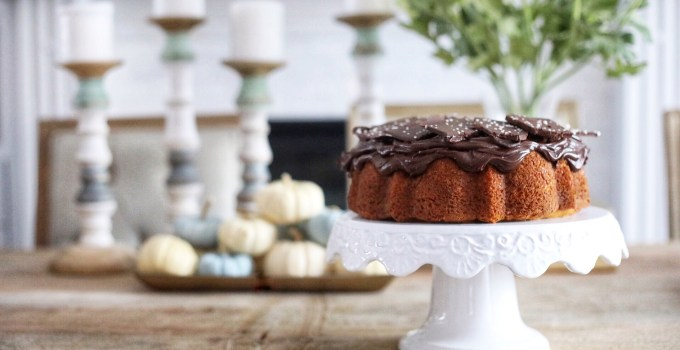 My Kids Favourite Marble Bundt Cake