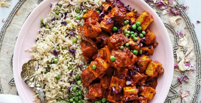 Tikka Masala Tofu