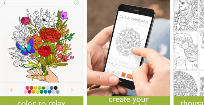 Coloring Book For Adults Mod Apk Coloring Ideas For Kids