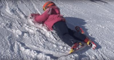 Санки, лыжи и сноуборд – травмы и меры безопасности