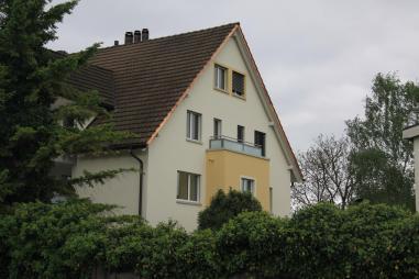Gebäude nach Sanierung