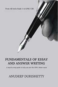 Fundamentals of Essay and Answer Writing PDF