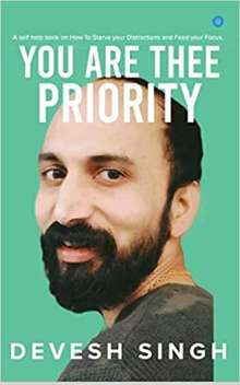 You are thee priority by Devesh Singh PDF