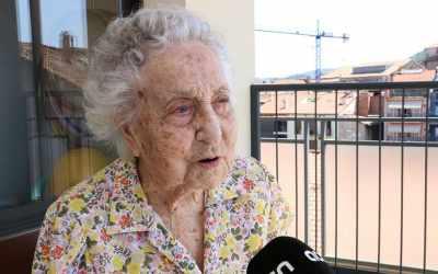 Spain's oldest woman, age 113 has survived Coronavirus