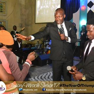 Download 2013 Koinonia Miracle Services with Apostle Joshua Selman at www.sbicconnect.com