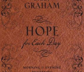 Download Hope for Each Day Morning and Evening Devotions By Billy Graham