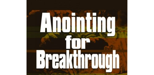 Download Anointing For Breakthrough By Bishop David Oyedepo