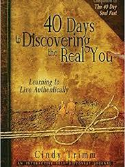 Download 40 Days to Discovering the Real You: Learning to Live Authentically by Cindy Trimm