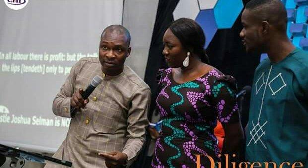 Download Diligence Koinonia with Apostle Joshua Selman
