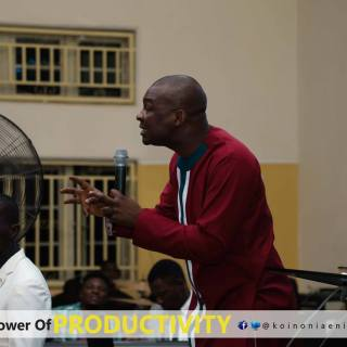 Download Fear No Evil - Day Four-Evening Session of Seven Days Koinonia Revival with Apostle Joshua Selman Nimmak