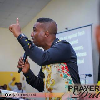 Download Prayer Drill-Koinonia with Promise Odion, Isaac Adinoyi, Pst. Meshack Alfa, Gbenga Oseke and Pst. Olufukeji Adegbeye
