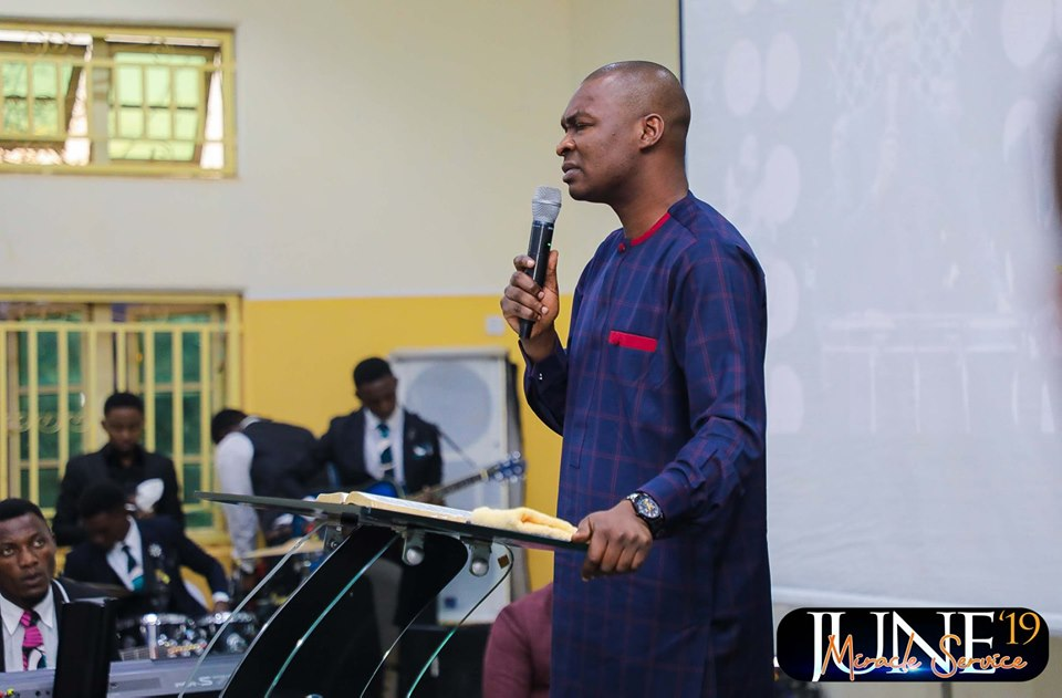 Download June 2019 Miracle Service Koinonia with Apostle Joshua Selman Nimmak