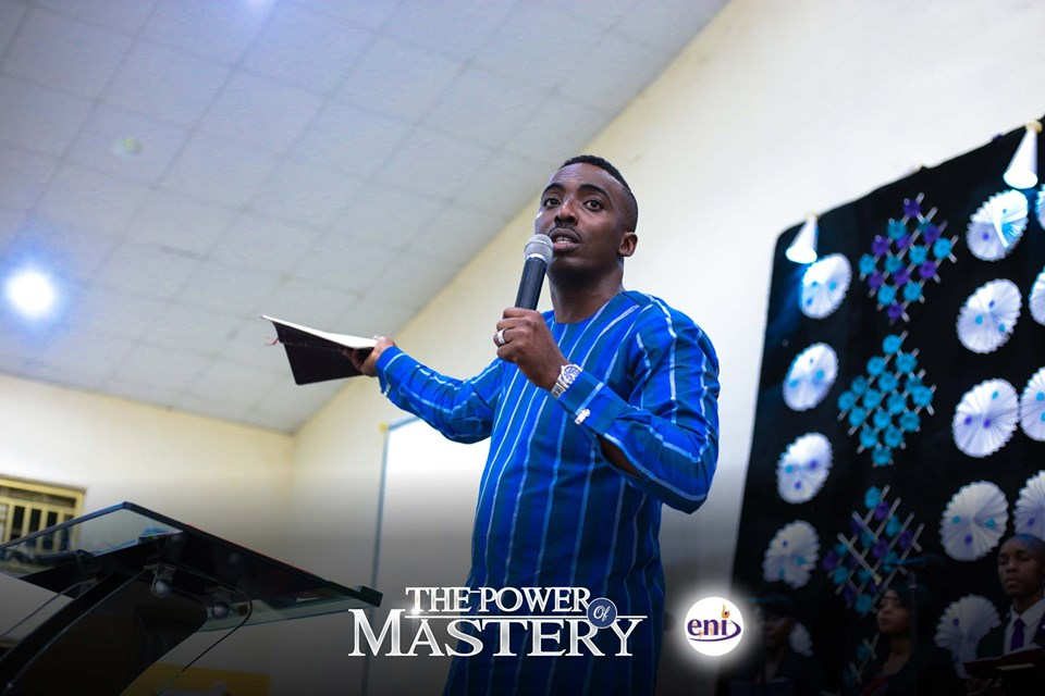 Download The Power of Mastery Koinonia with Pastor Olukeji Ejimi Adegbeye