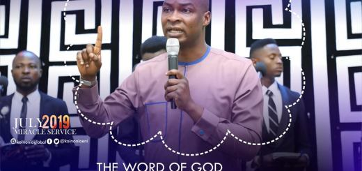 Download July 2019 Miracle Service Koinonia with Apostle Joshua Selman Nimmak