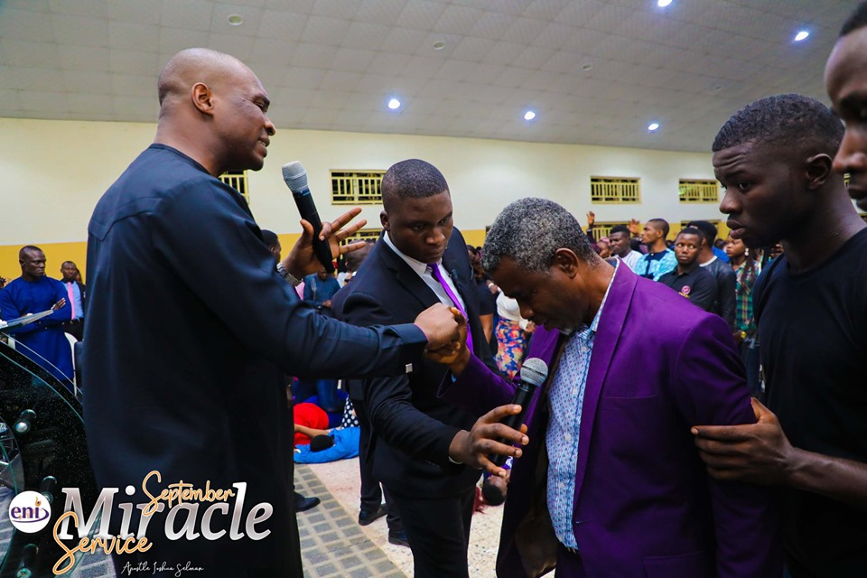 Download September 2019 Miracle Service Koinonia with Apostle Joshua Selman Nimmak
