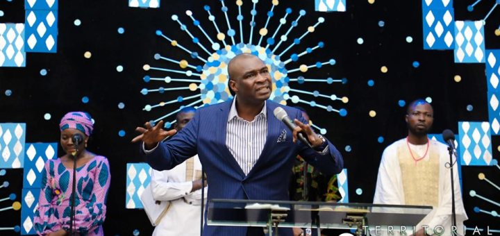 Download Territorial Dominion Koinonia with Apostle Joshua Selman Nimmak