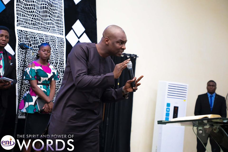 Download The Spirit And Power of Words Koinonia with Apostle Joshua Selman Nimmak