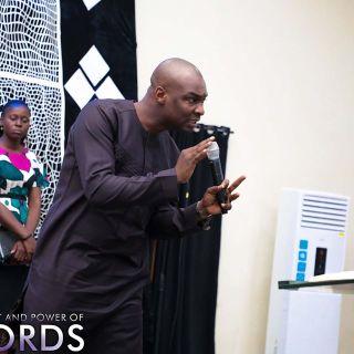 Download The Spirit And Power of WordsKoinonia with Apostle Joshua Selman Nimmak