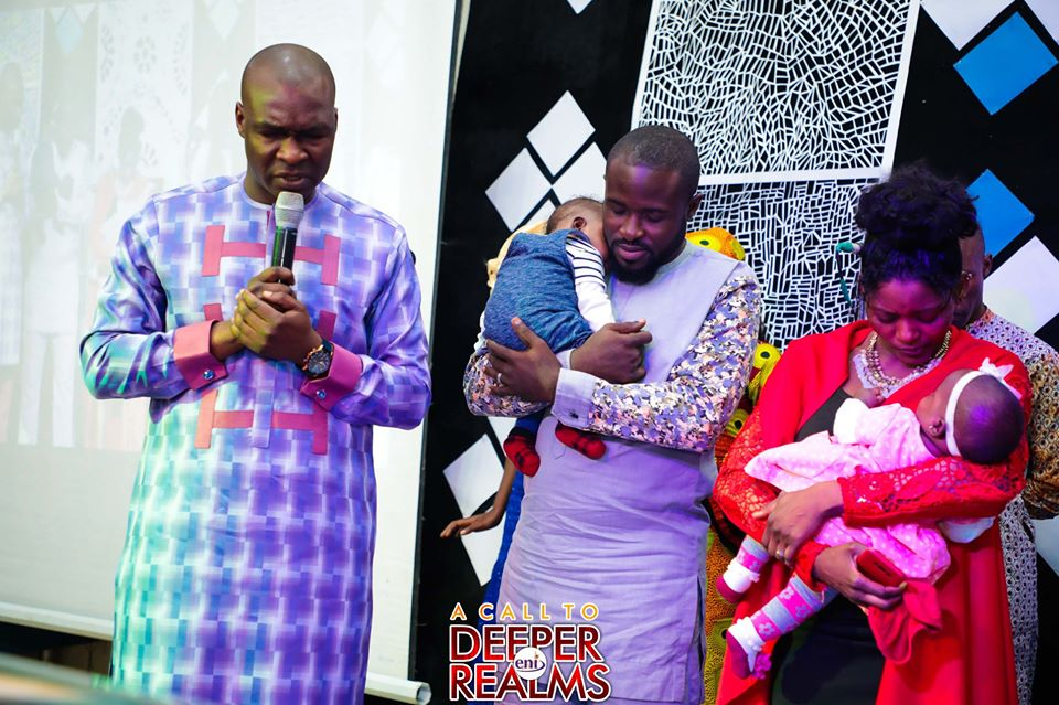 Download A Call To Deeper Realms Koinonia with Apostle Joshua Selman Nimmak