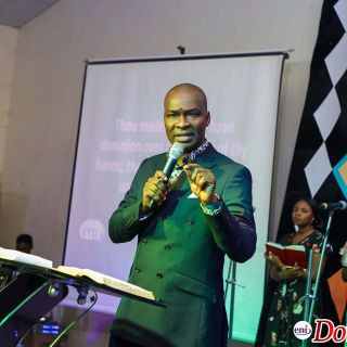 Download Dominion Koinonia with Apostle Joshua Selman Nimmak