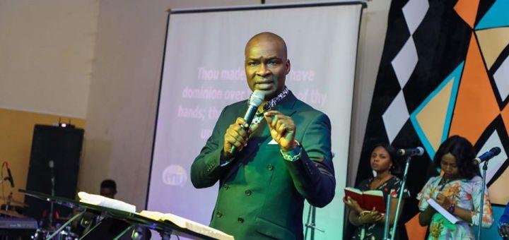 Download DominionKoinonia with Apostle Joshua Selman Nimmak