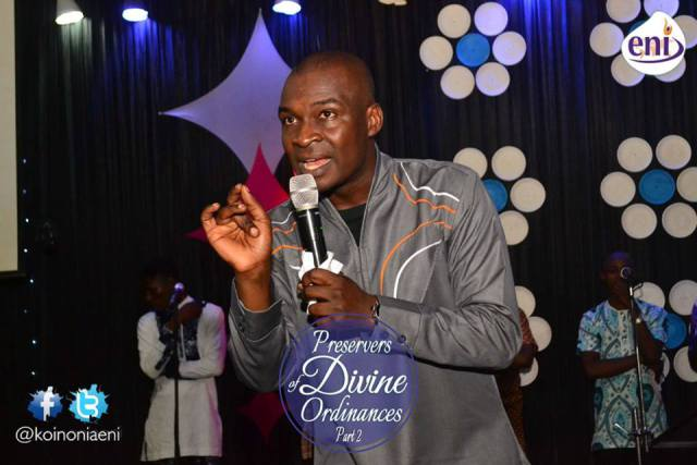 Koinonia 2016 Audio Messages with Apostle Joshua Selman at www.sbicconnect.com