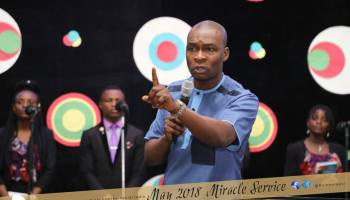 Koinonia 2018 Audio Messages with Apostle Joshua Selman at www.sbicconnect.com