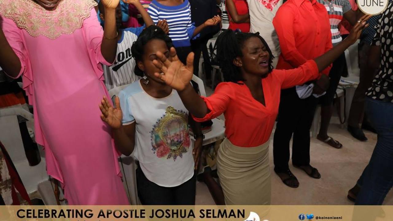 Download Spiritual Awakening Koinonia with Apostle Joshua Selman