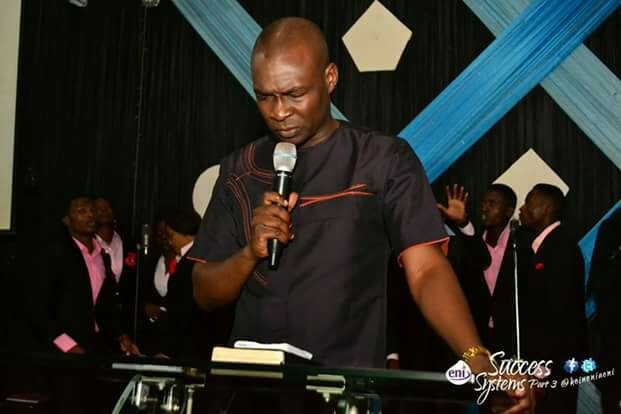 Power of Preparation with Apostle Joshua Selman Nimmak (HOTR Minna 2018) - External Ministration