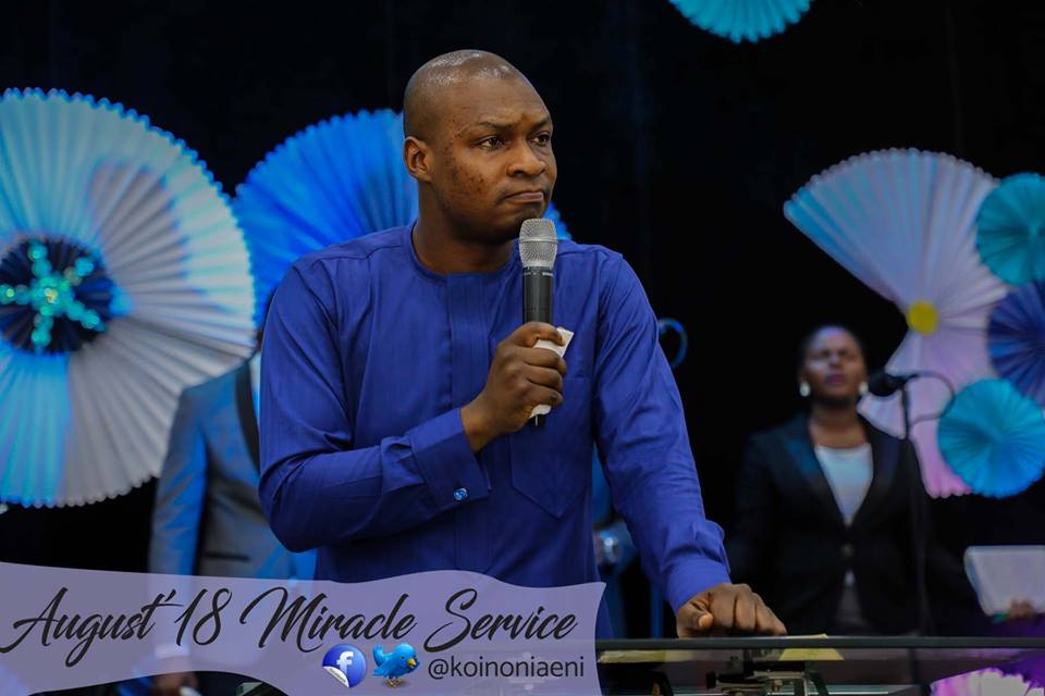 Download Take Over by Apostle Joshua Selman at Winners Campus Fellowship