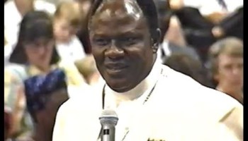 Archbishop Benson Andrew Idahosa Kingdom Of TheSpirit