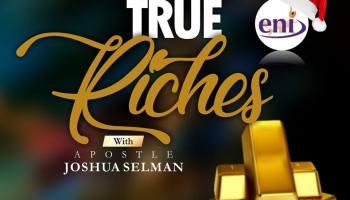 True Riches Koinonia with Apostle Joshua Selman (2)