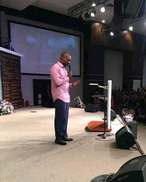 Download 2019 External Ministration-Things of the Spirit Part One with Apostle Joshua Selman