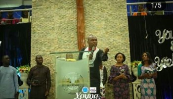 Download Young And Yielded 2019 Day Two Evening Session Sermon with Apostle Joshua Selman Nimmak