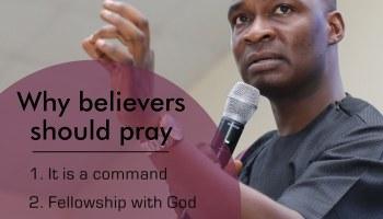 Teach Us To Pray Koinonia with Apostle Joshua Selman Nimmak